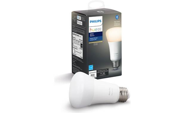 Philips Hue White A19 Bulb Other