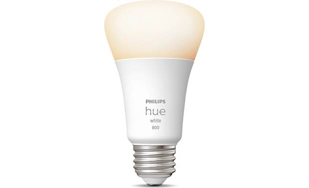 Philips Hue White A19 Bulb Front