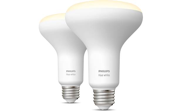 Philips Hue White BR30 Bulb 2-pack Front