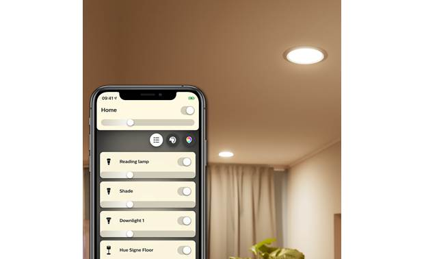 Philips Hue White BR30 Bulb 2-pack Adjustable brightness up to 800 lumens