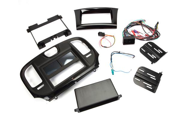 Scosche ITCCR01B Dash and Wiring Kit Front