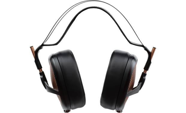 Meze Audio Empyrean Generously cushioned earpads and easy-fit headband suspension system
