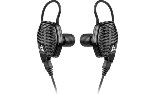 Audeze LCDi3 in-ear headphones Special planar magnetic drivers deliver spacious, dynamic sound