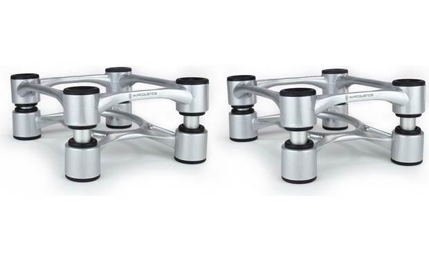 IsoAcoustics Aperta Speaker Stands Aluminum finish