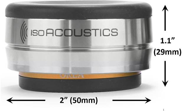 IsoAcoustics OREA Bronze Other
