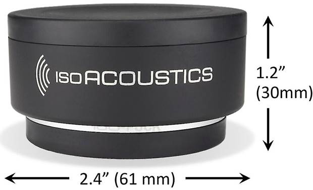 IsoAcoustics ISO-PUCK Other