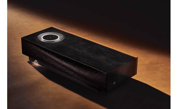 Naim for Bentley Mu-so Special Edition Backlit dial