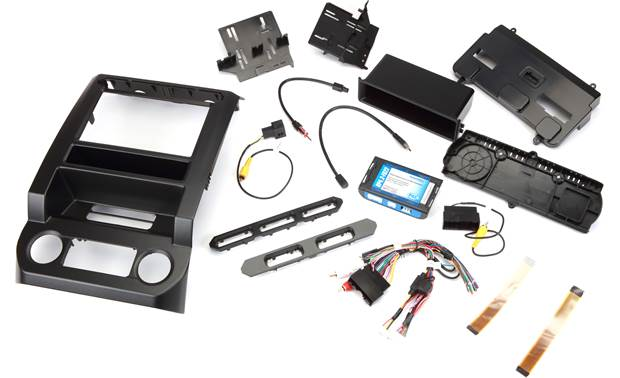 PAC RPK4-FD2201 Dash and Wiring Kit