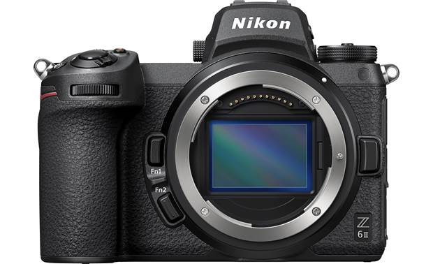 Nikon Z 6II (no lens included)