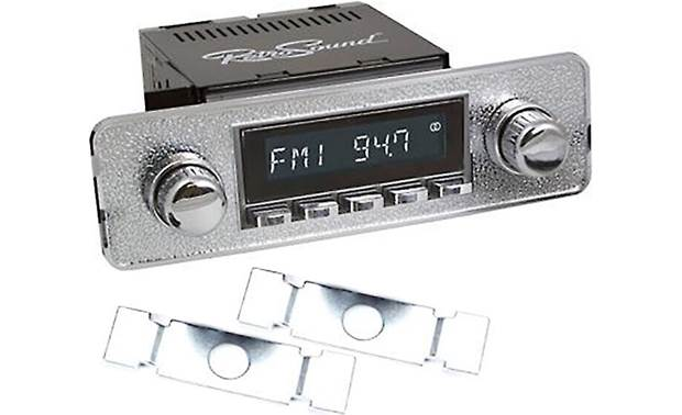 RetroSound 302-292 Dash Kit Front