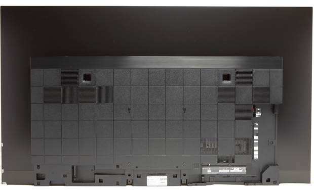 Sony MASTER Series XBR-77A9G Back