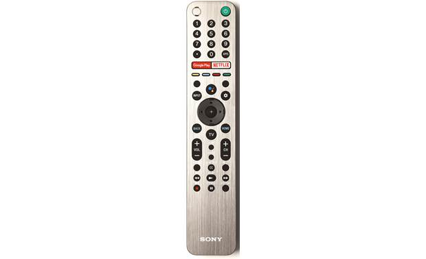 Sony MASTER Series XBR-77A9G Remote