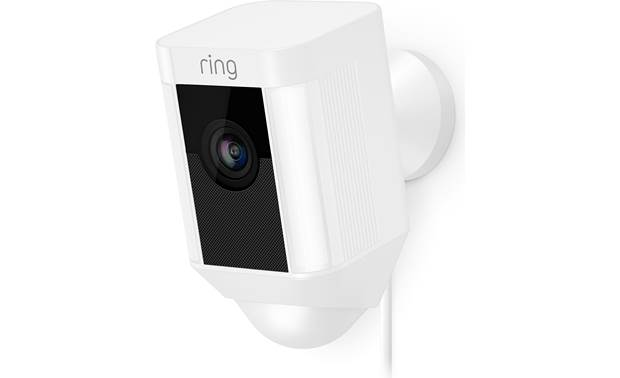 Ring Spotlight Cam Wired (factory refurbished)
