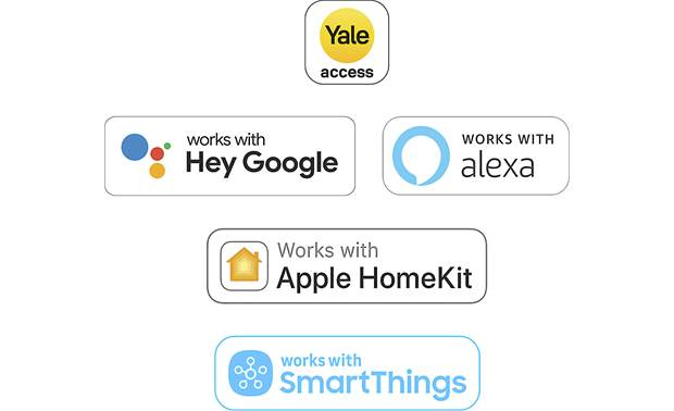 Yale Smart Delivery Box with Wi-Fi Bridge and Smart Keypad Other
