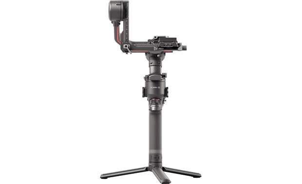 DJI Ronin RS 2 Shown with foldable legs extended