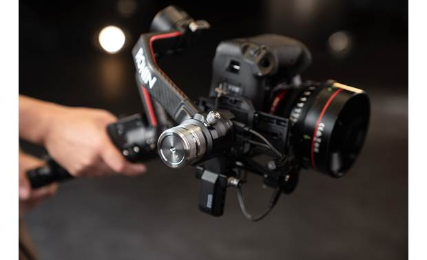 DJI Ronin RS 2 Mount a compatible camera and get smooth video footage on the go (camera not included)