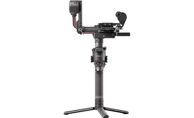 DJI Ronin RS 2 Pro Combo Shown with foldable legs extended