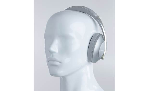 Bose Noise Cancelling Headphones 700 Mannequin shown for fit and scale