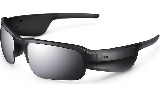 Bose® Frames Tempo Nylon frames with durable metal hinges