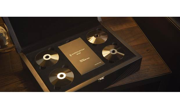 IsoAcoustics GAIA-TITAN Rhea Shown in box