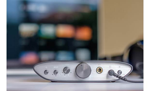 iFi Audio ZEN CAN (Standard Edition) Balanced and balanced headphone outputs