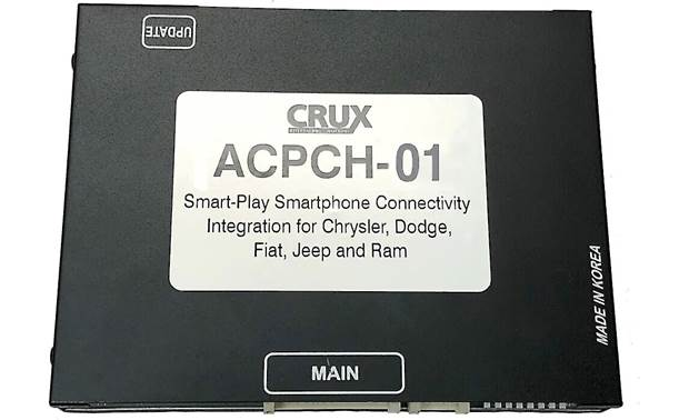 CRUX ACPCH-01 SmartPlay Wiring Interface Front