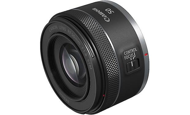 Canon RF 50mm f/1.8 STM A lightweight, compact design make this lens ideal for travel