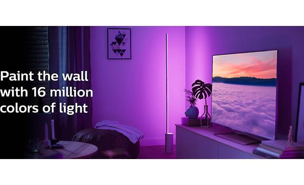 Philips Hue White and Color Ambiance Signe Floor Light Other