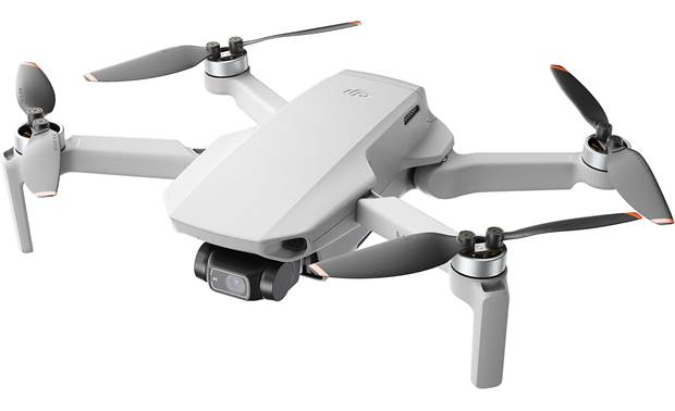 DJI Mini 2 Fly More Combo + 1 Year DJI Care Bundle OcuSync 2.0 transmits video up to 6.2 miles and resists interference