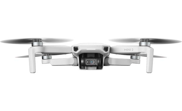 DJI Mini 2 Fly More Combo + 1 Year DJI Care Bundle Built-in camera records video in 4K @ 30 fps