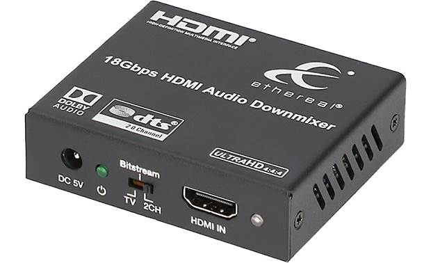 Metra ethereal CS-HDMABOD Supports HDMI 2.0, HDCP 2.2, and CEC passthrough
