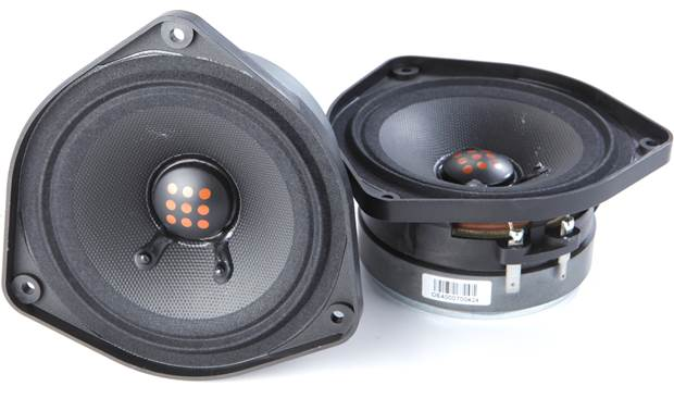 PowerBass OE-400 Front