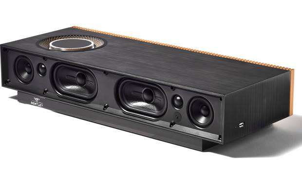 Naim for Bentley Mu-so Special Edition Shown without included grille