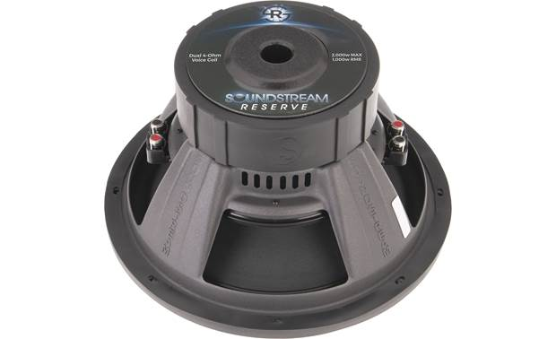 Soundstream Reserve R5.124 Back