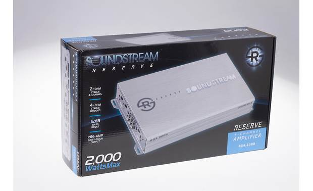 Soundstream Reserve RS4.2000 Other