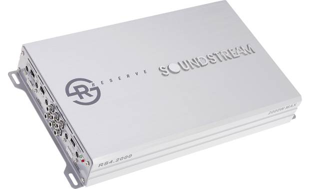 Soundstream Reserve RS4.2000 4-channel amp