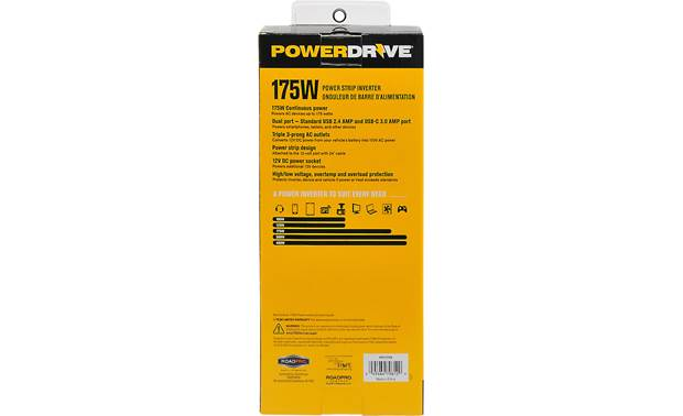 PowerDrive PDI175S Other