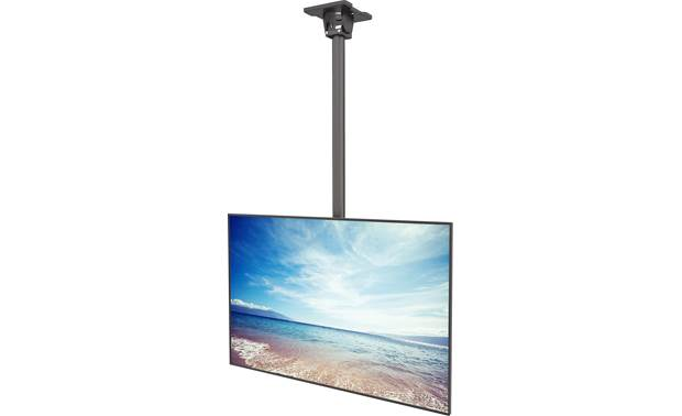 Kanto CM600G Supports outdoor TVs up to 110 lbs. (TV not included)