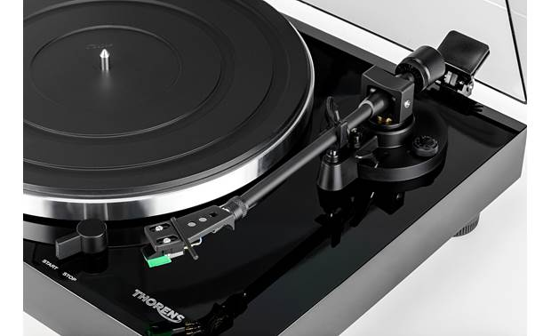 Thorens TD 202 Factory-installed Audio-Technica AT-95E moving magnet cartridge