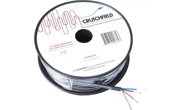 Crutchfield CMRGB50 50-foot spool