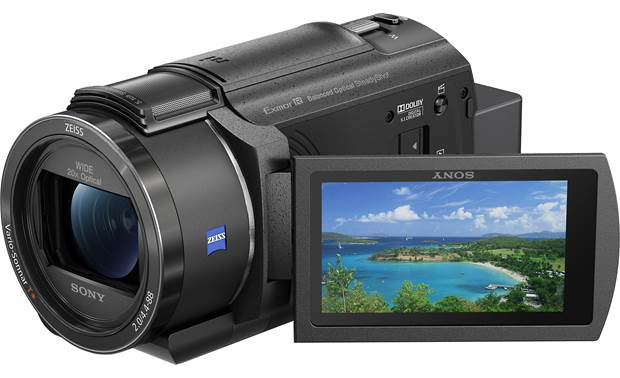 Sony Handycam® FDR-AX43 Front