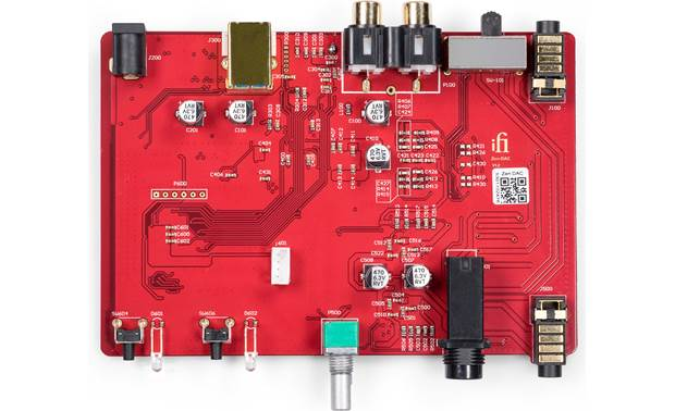 ifi Audio Zen DAC High-grade audio circuitry inside