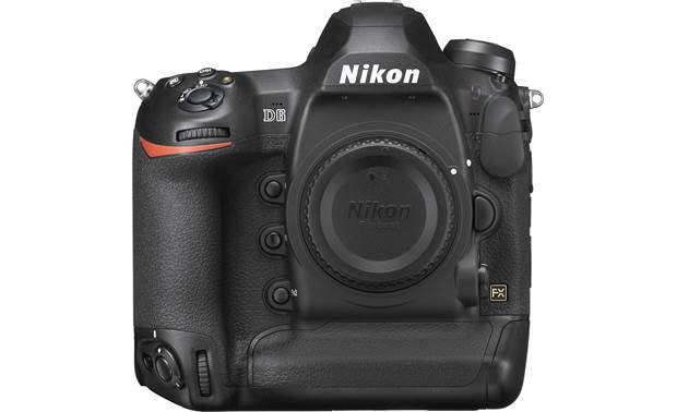 Nikon D6 (no lens included) Front
