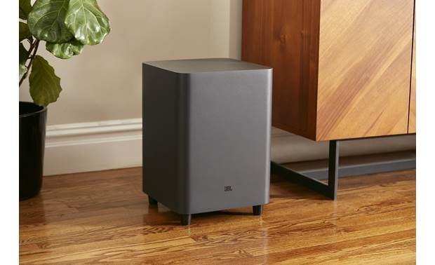 JBL Bar 9.1 The included subwoofer is wireless for flexible placement