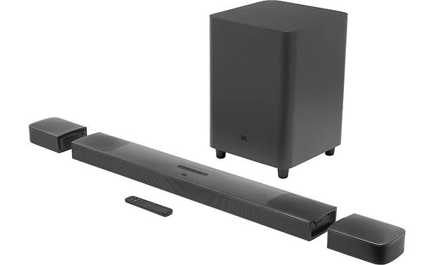 JBL Bar 9.1 This system delivers robust 5.1.4-channel sound