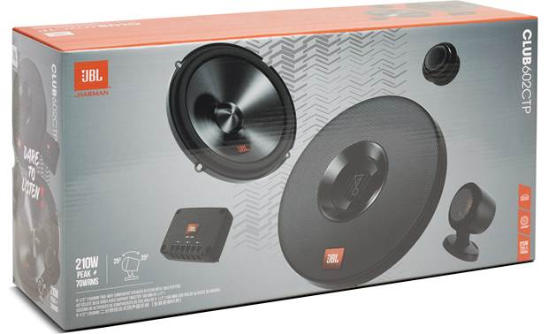 JBL Club 602CTP Other