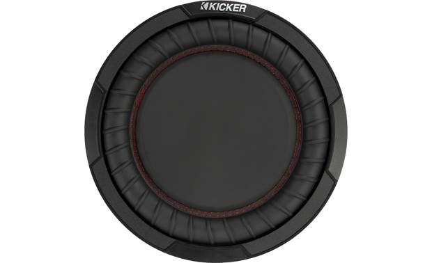 Kicker 47KBRW10 ReFLEX™ Get deeper bass from a smaller sealed box
