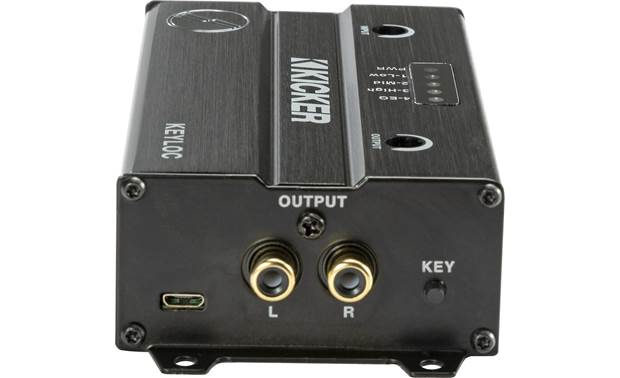 Kicker 47KEYLOC Smart Line-Out Converter Other
