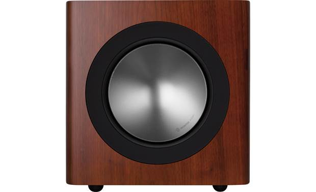 Monitor Audio Radius 380 Elegant, grille-less design