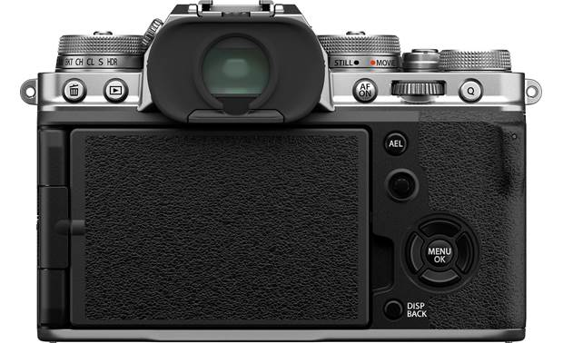 Fujifilm X-T4 Kit Back